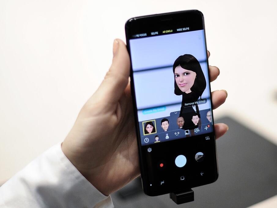Das Samsung Galaxy S9 – Dank neuer Technik an der Smartphone-Spitze