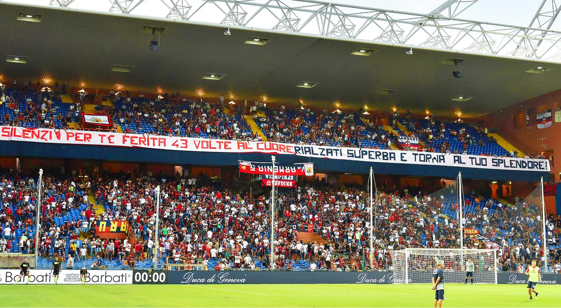 Bild zu CFCGenua - FC Empoli