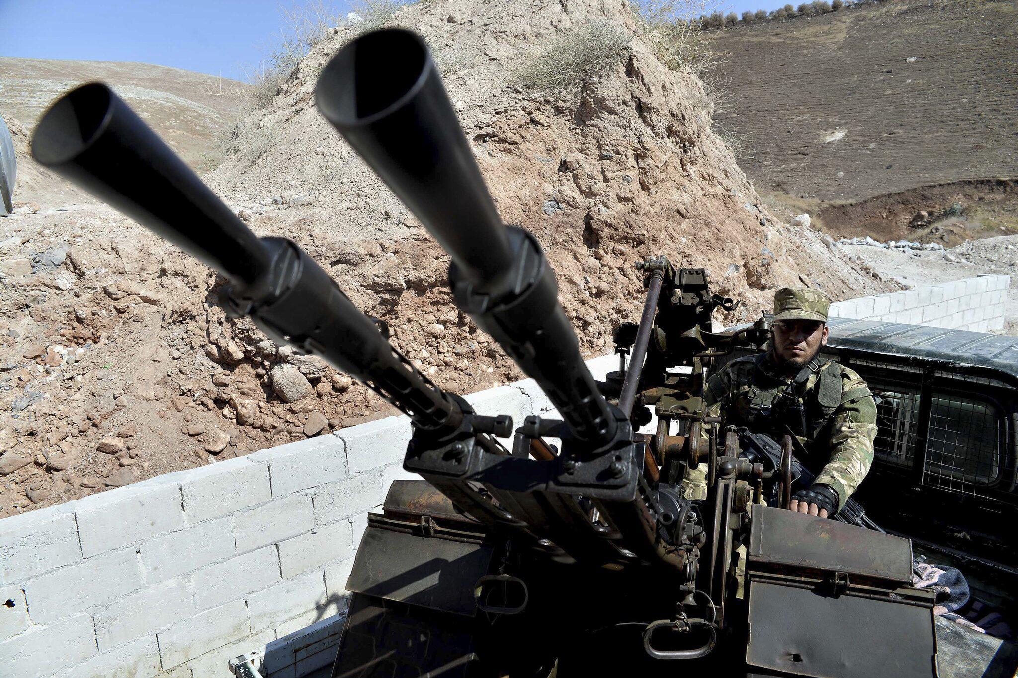 Bild zu Erneute Angriffe auf Rebellenprovinz Idlib