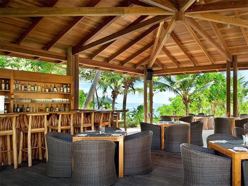Bild zu Strandbar in Baie Lazare