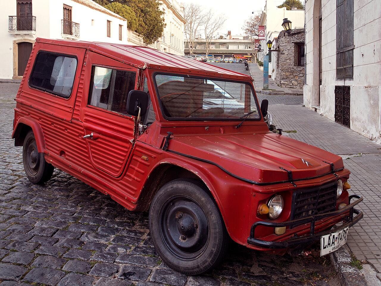 Bild zu Citroën Méhar