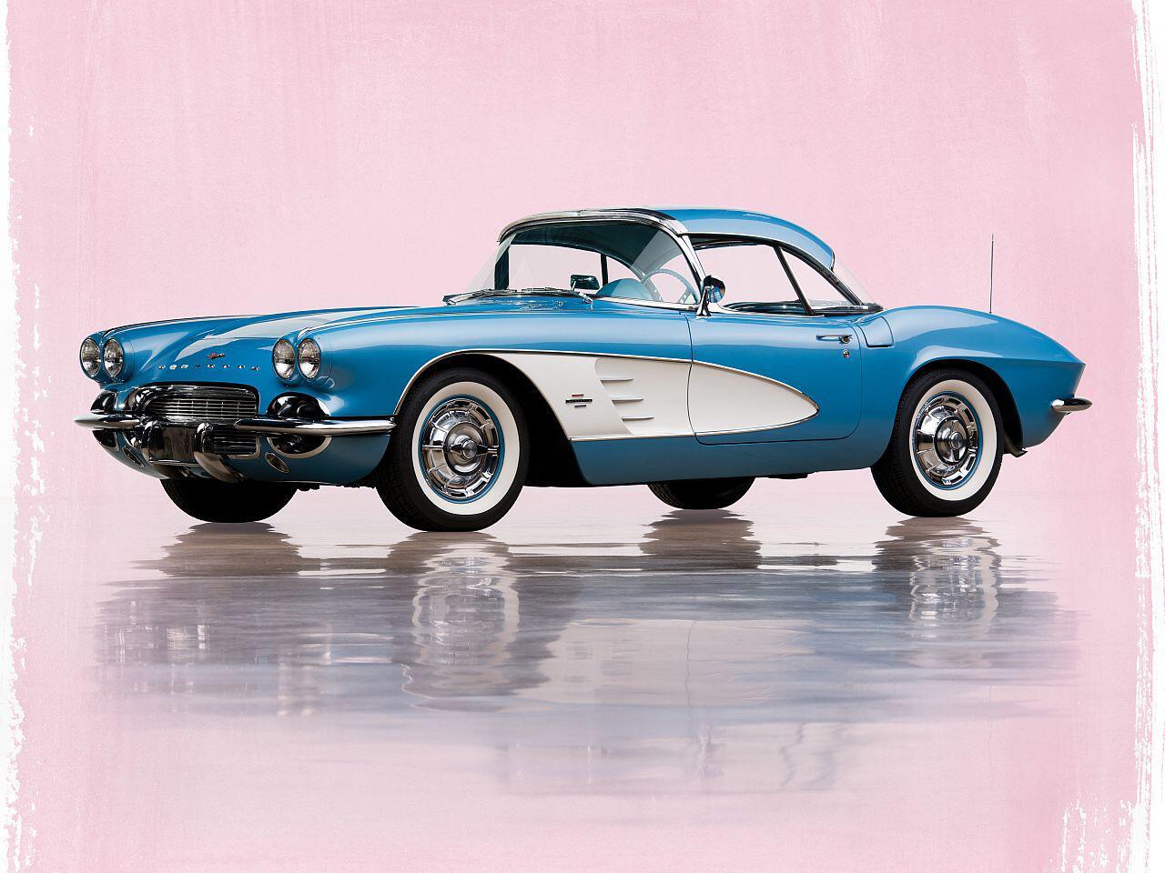 Bild zu Chevrolet Corvette von 1961