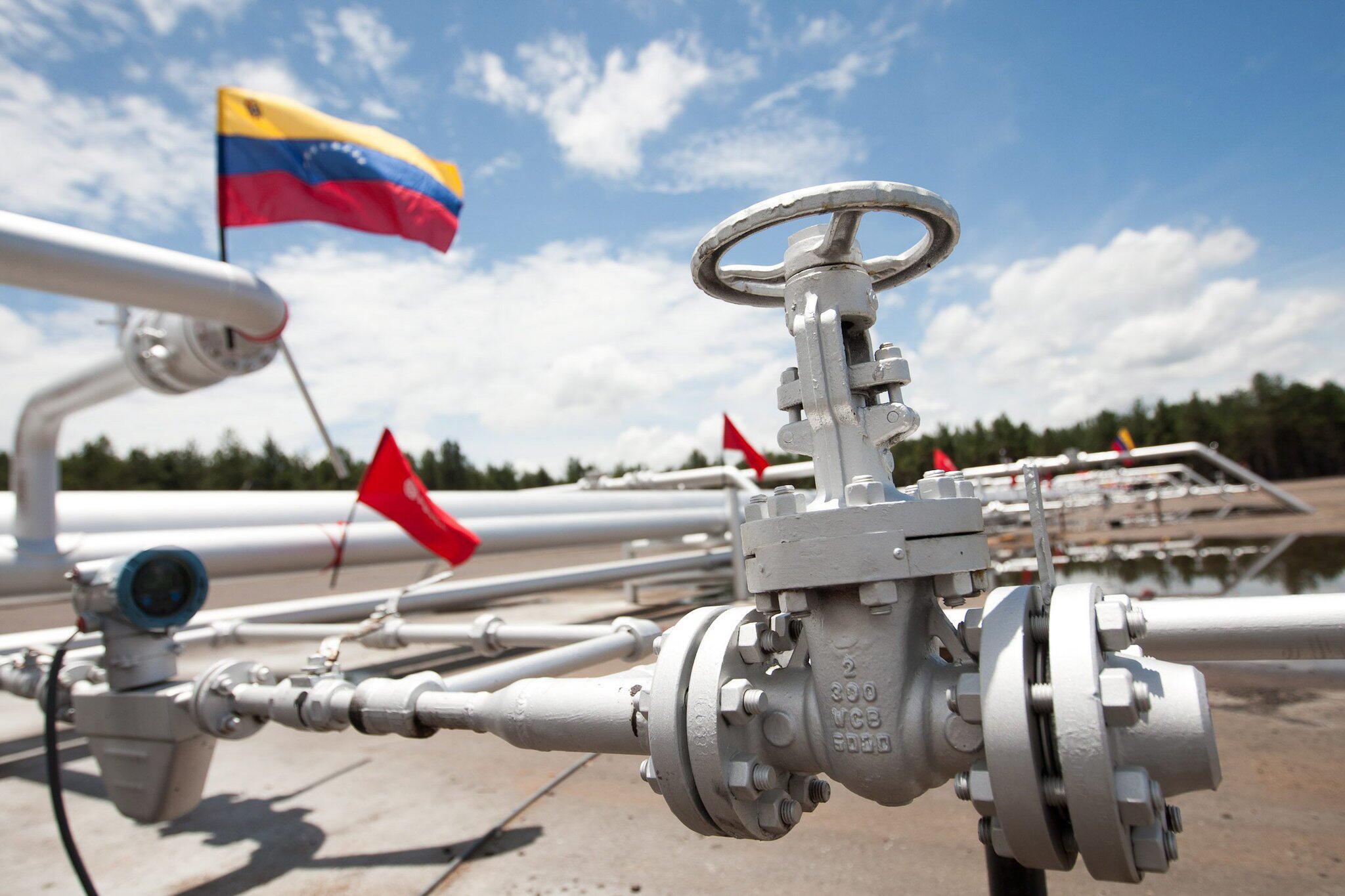 Bild zu USA erlassen Sanktionen gegen Venezuelas Ölsektor
