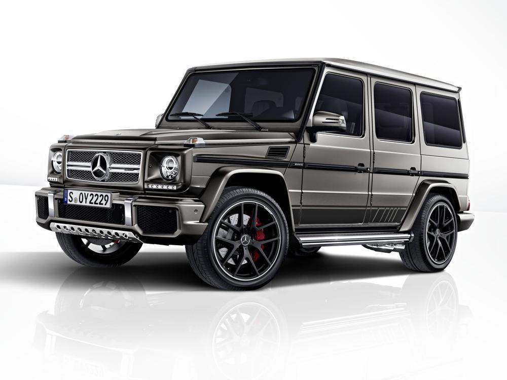 Bild zu Mercedes-AMG G 65 Exclusive Edition
