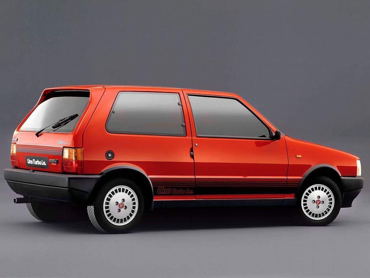 Bild zu Fiat Uno Turbo i.e.