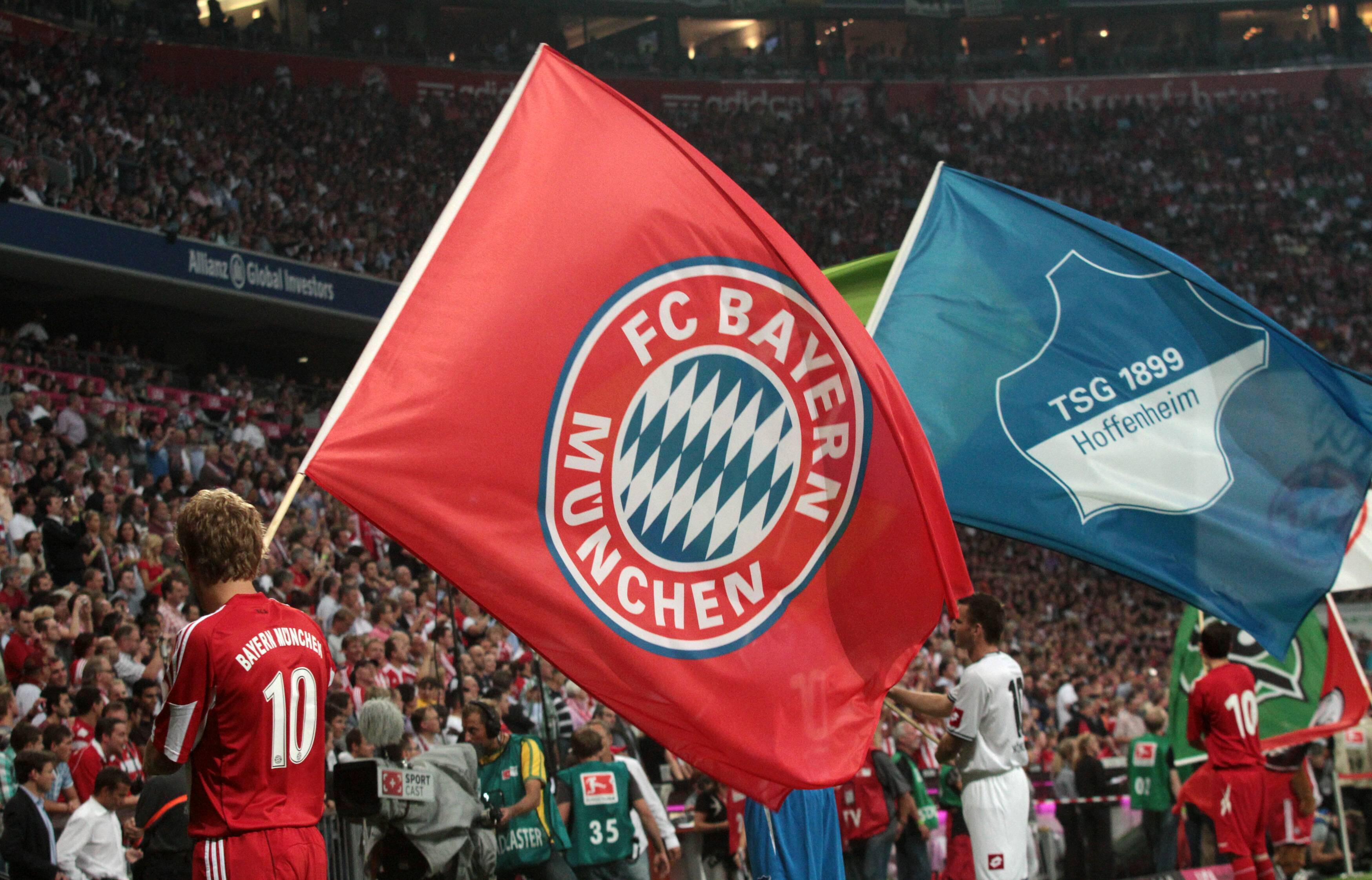 Bild zu FC Bayern, 1899 Hoffenheim, Bundesliga, Nachwuchs