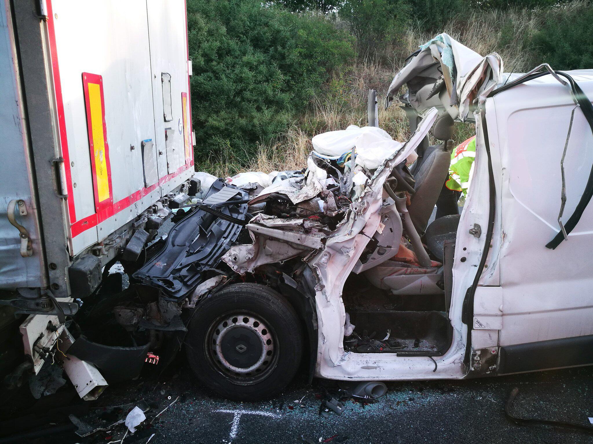 Heute Unfall A2