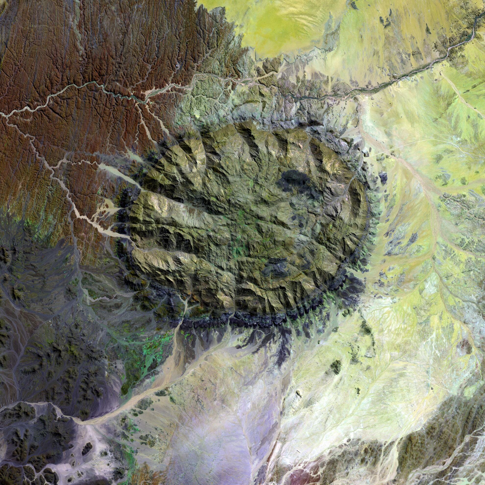 Bild zu Brandberg Massif