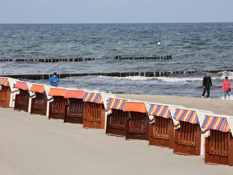 Bild zu Leere Ostseestrände