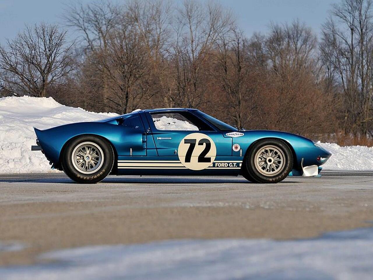 Bild zu Ford GT40