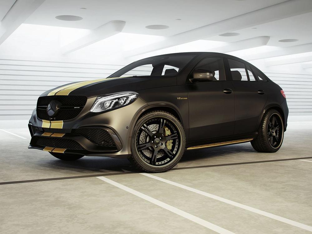 Bild zu Mercedes GLE 63 AMG von Wheelsandmore