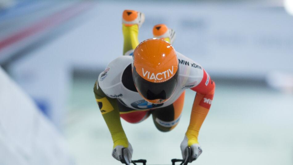 Skeleton World Cup in Altenberg