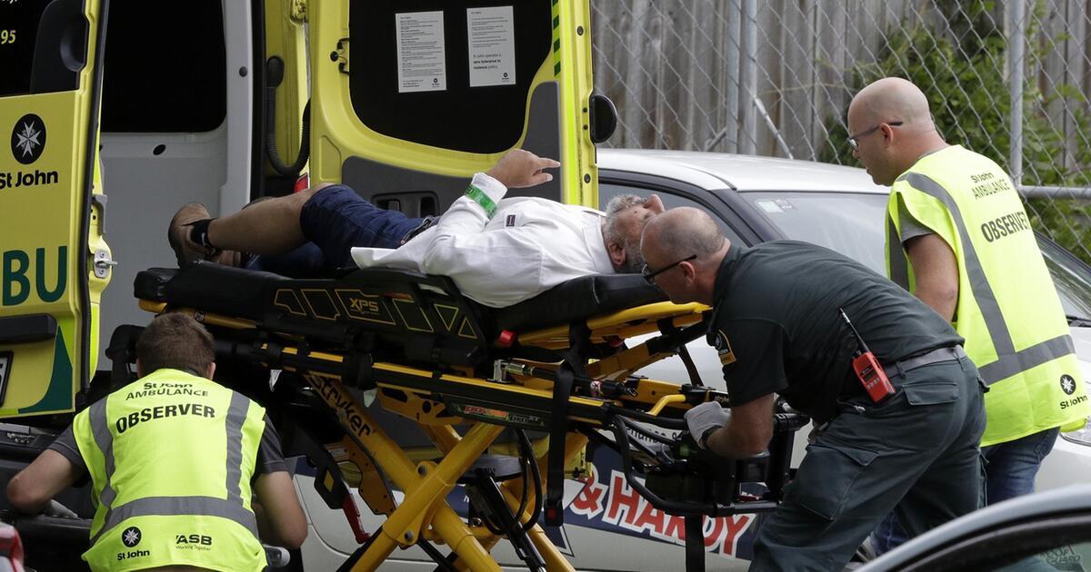 Neuseeland Christchurch Update: Live-Update Zu Angriffen Auf Moscheen In Neuseeland