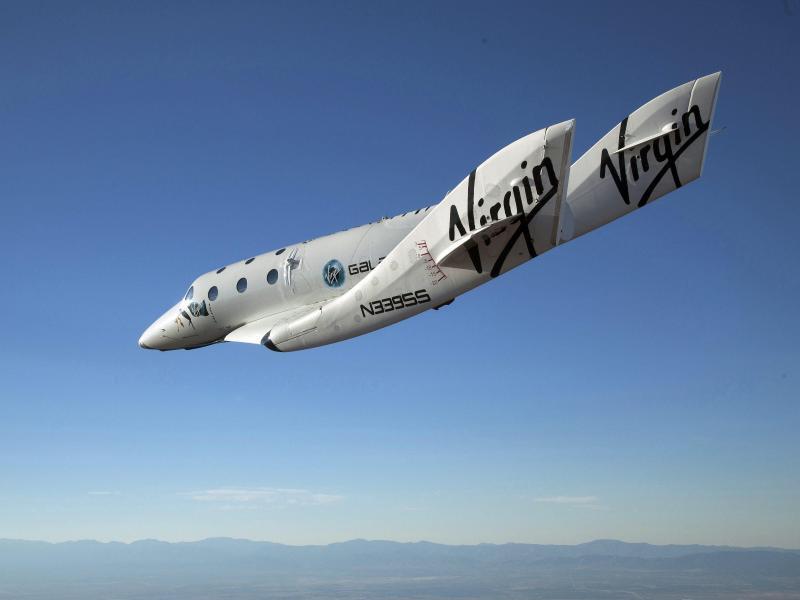 Bild zu «SpaceShipTwo»