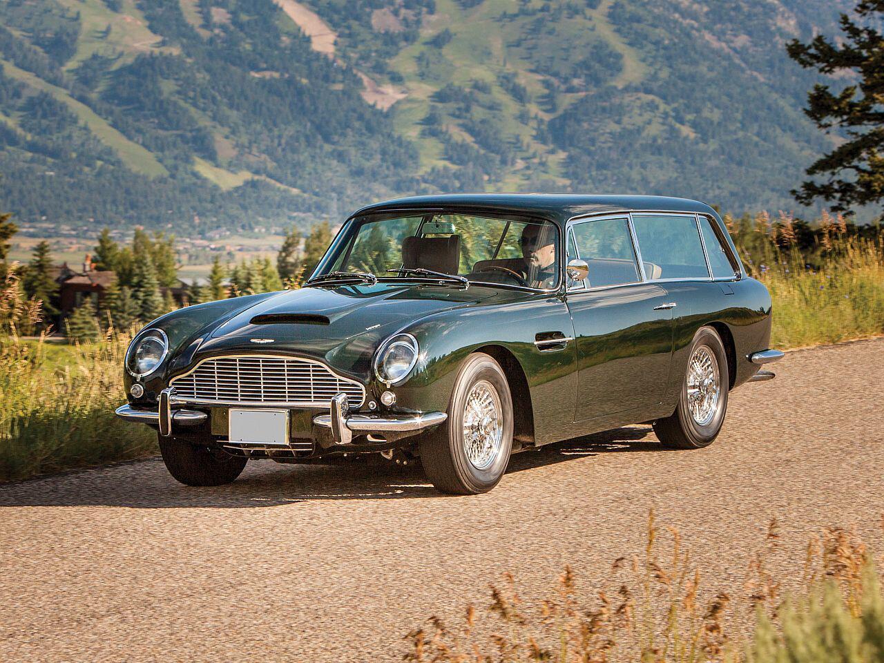 Bild zu 1967 Aston Martin DB6 Mk I Shooting Brake