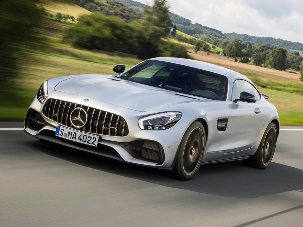 Bild zu Mercedes-AMG GT S