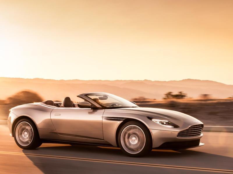 Bild zu Aston Martin DB11 Volante