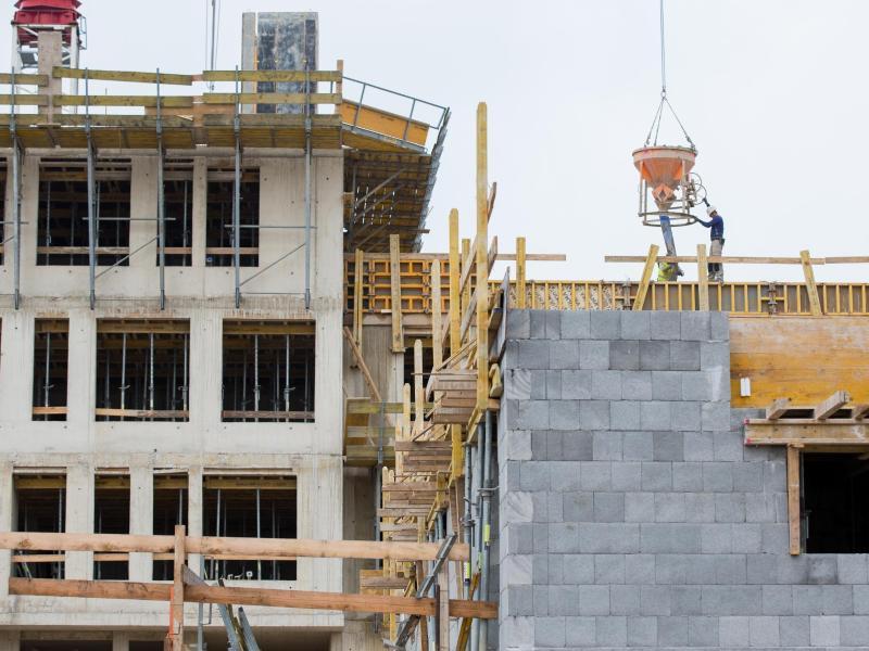 Bild zu Wohnungsbau