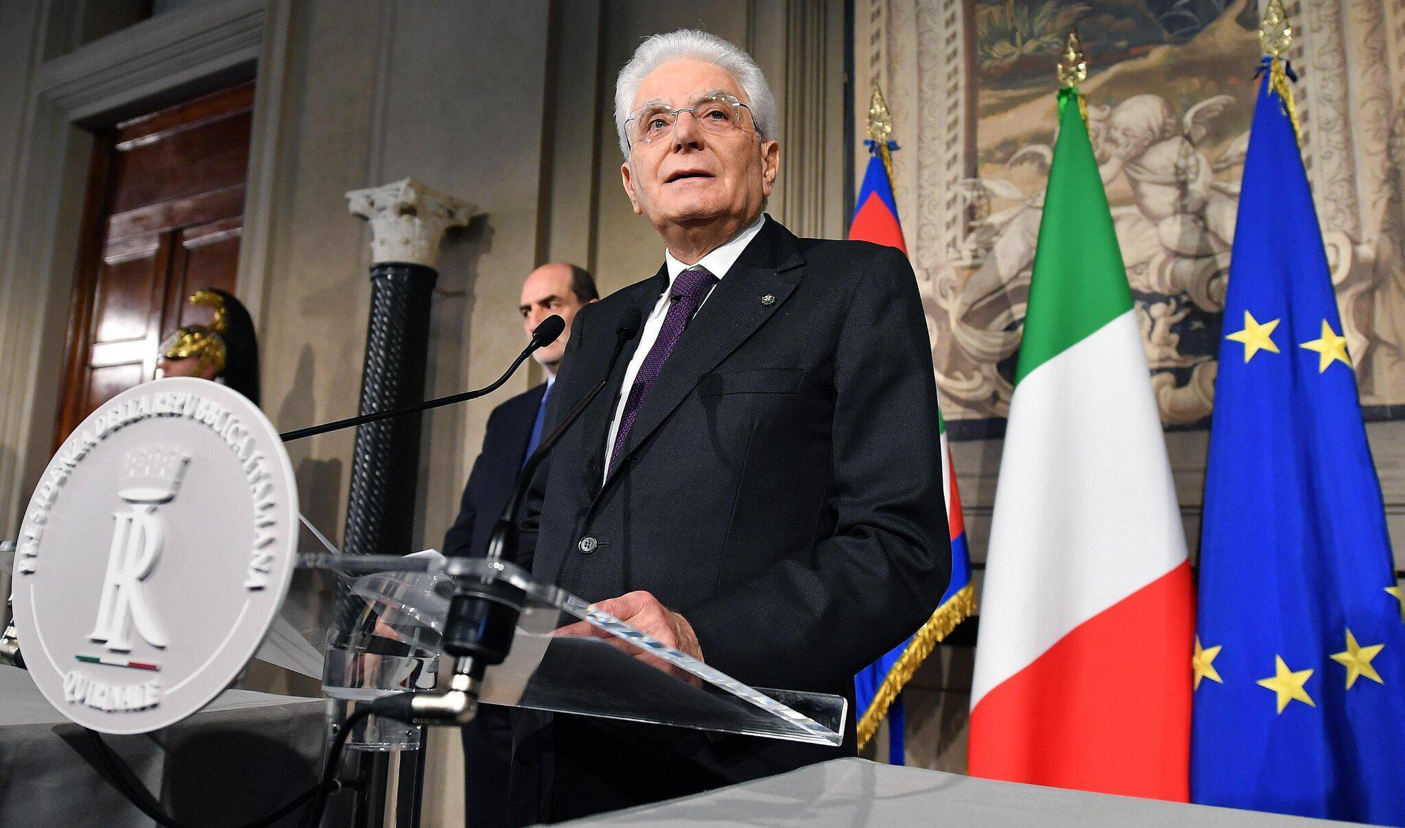 Bild zu Regierungssuche in Italien