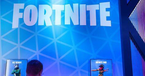 Online-Spiel «Fortnite»