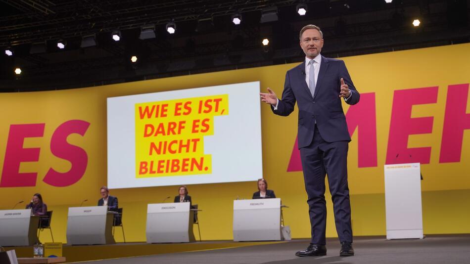 Außerordentlicher Bundesparteitag der FDP