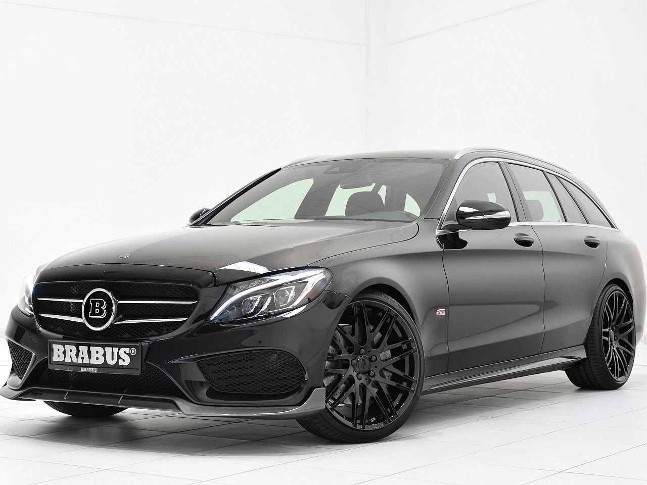 Bild zu Mercedes C-Klasse T-Modell von Brabus