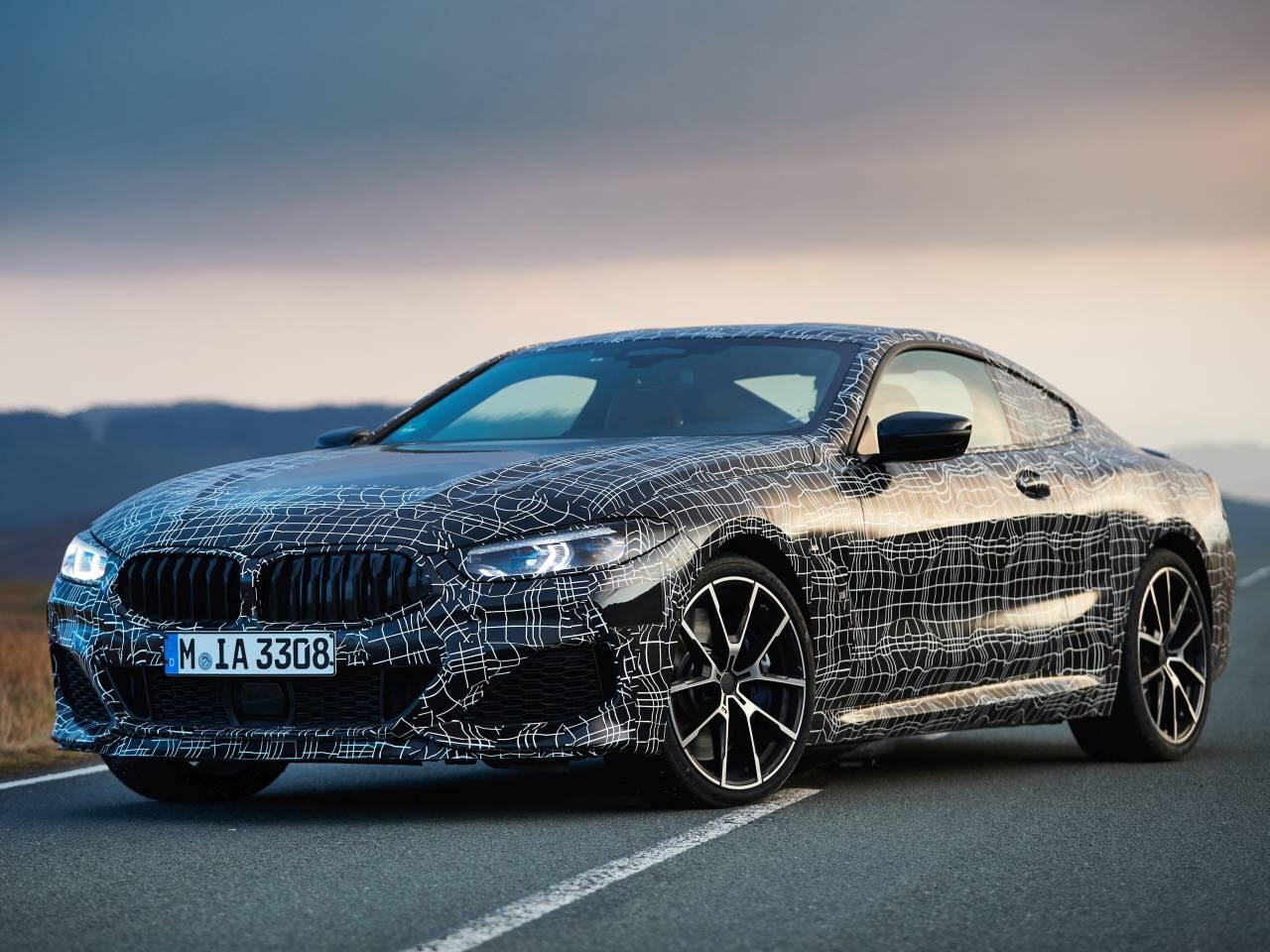 Bild zu BMW 8er Coupé