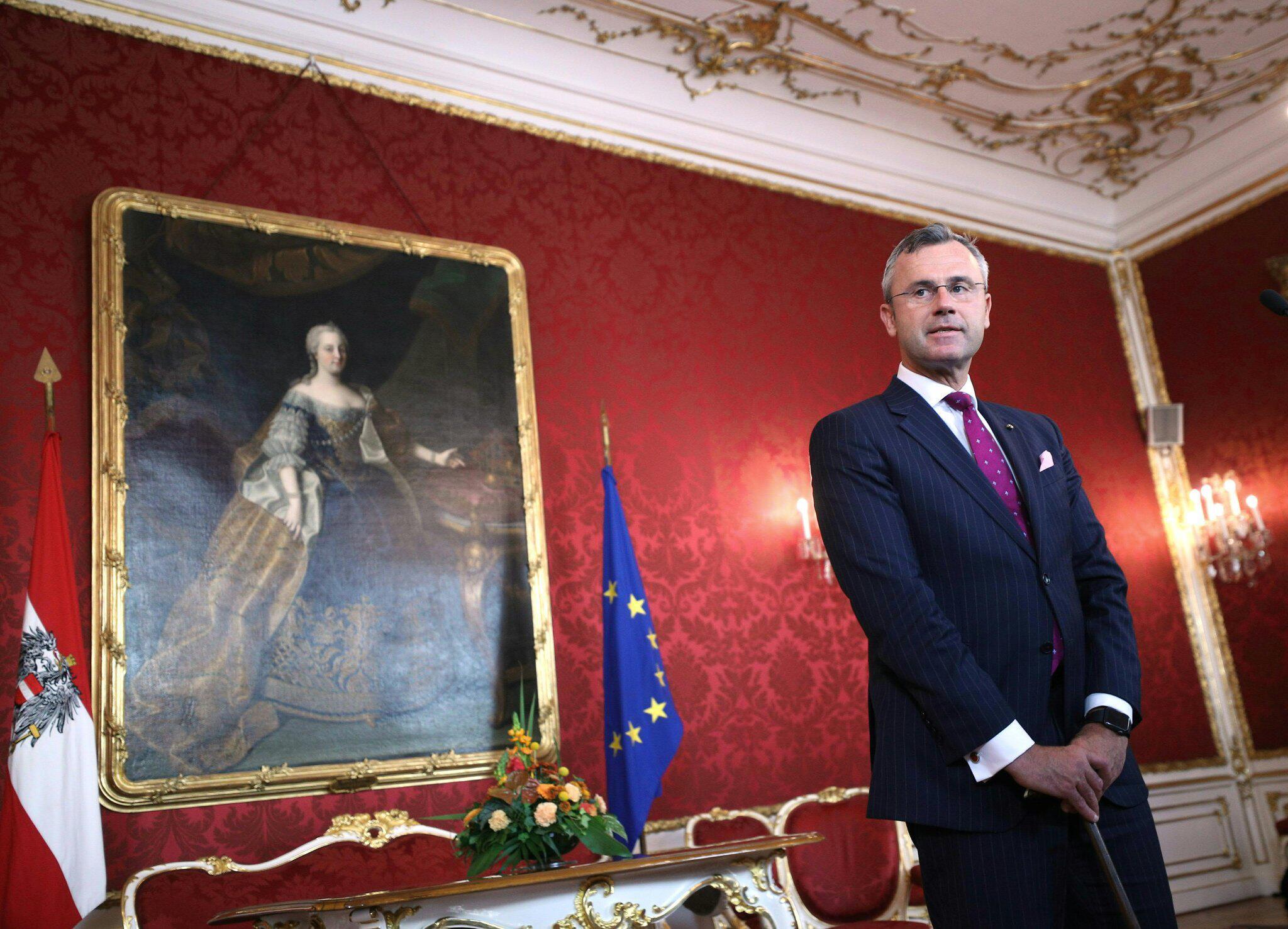 Bild zu Regierungskrise in Österreich