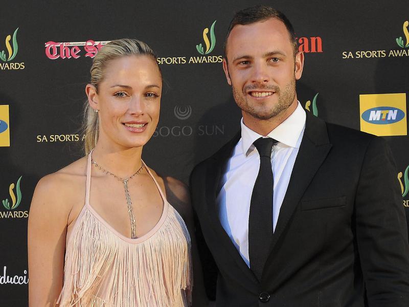 Bild zu Steenkamp und Pistorius