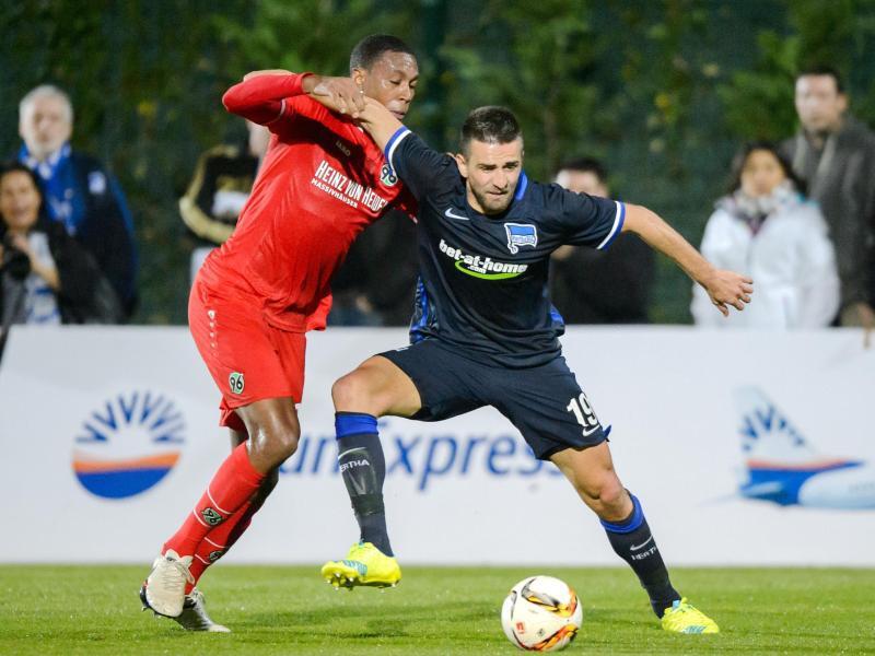 Bild zu Hertha BSC - Hannover 96
