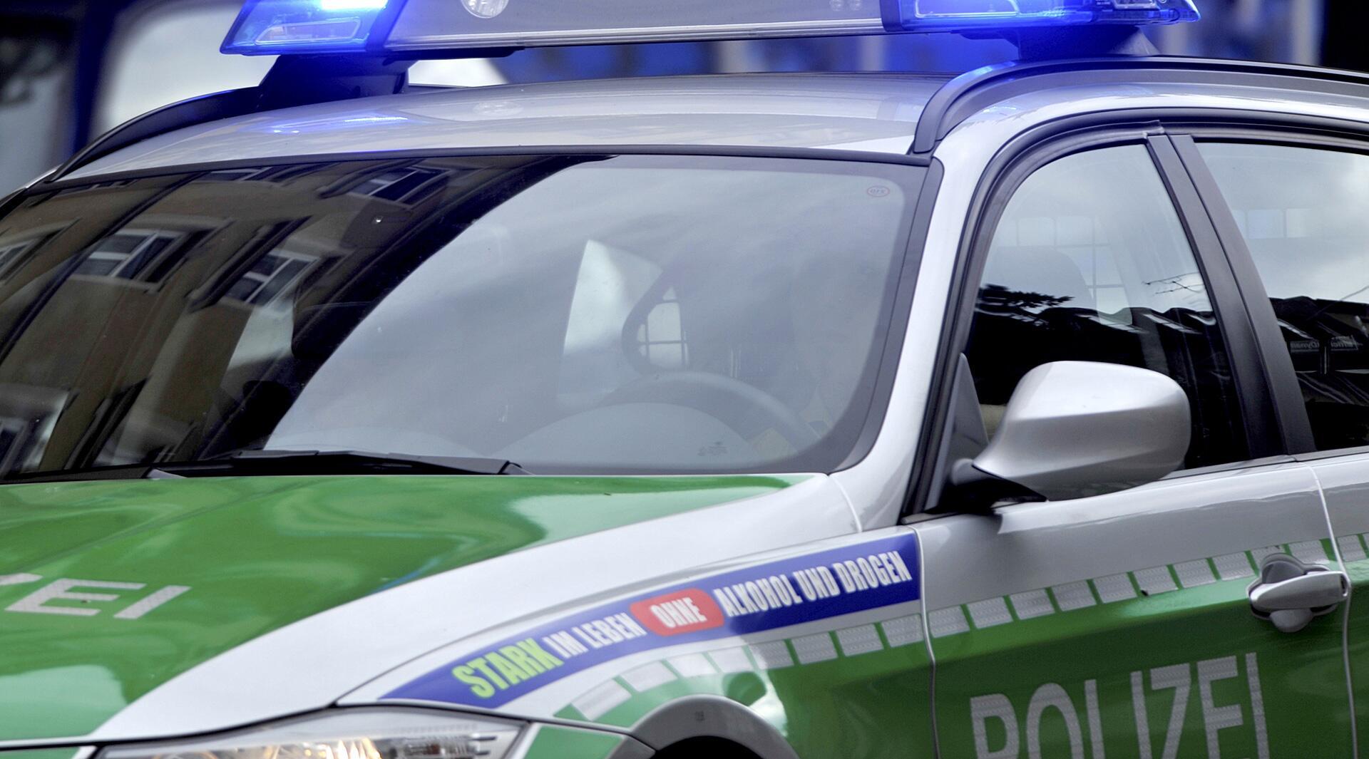 Bild zu Polizei, Motorsäge