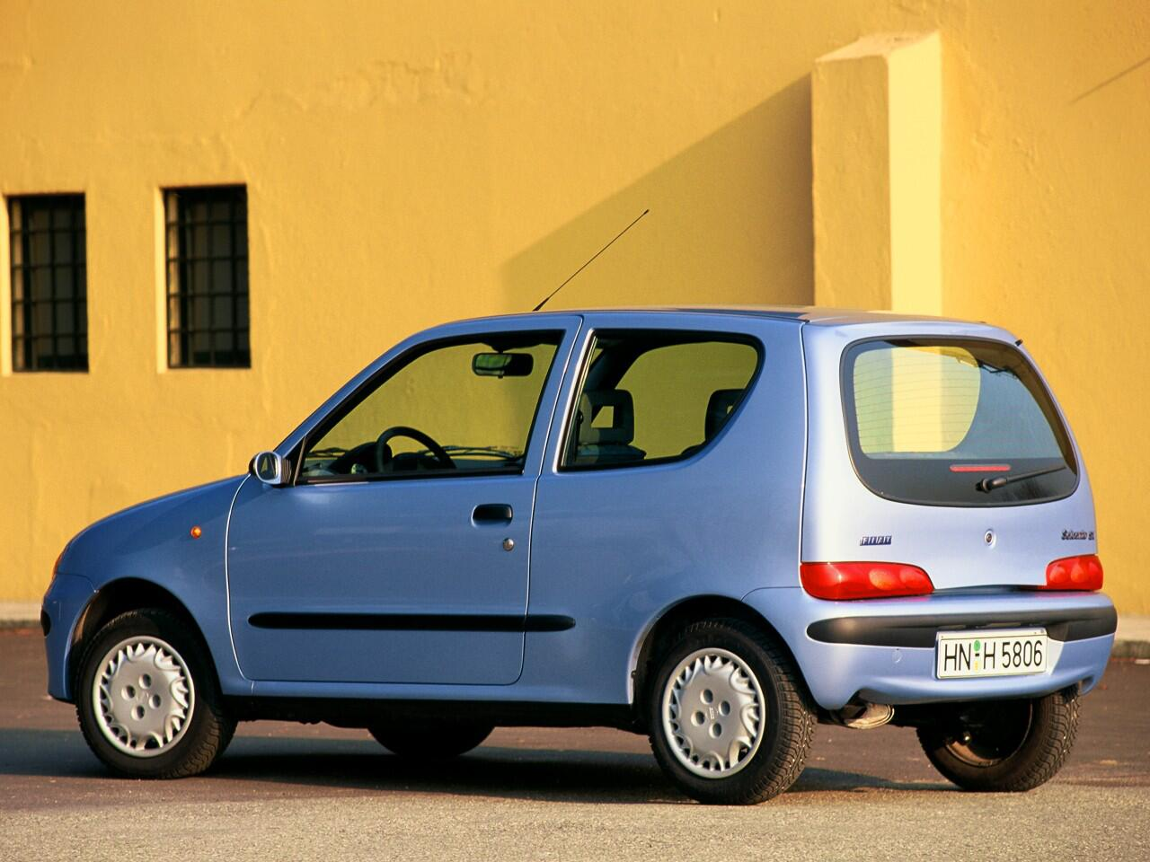 Bild zu Fiat Seicento (2007)