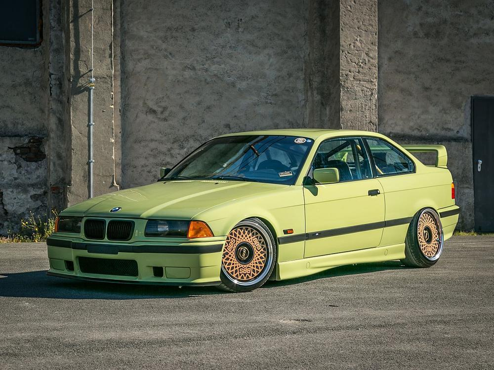Bild zu BMW E36 von Peter Czarnecki