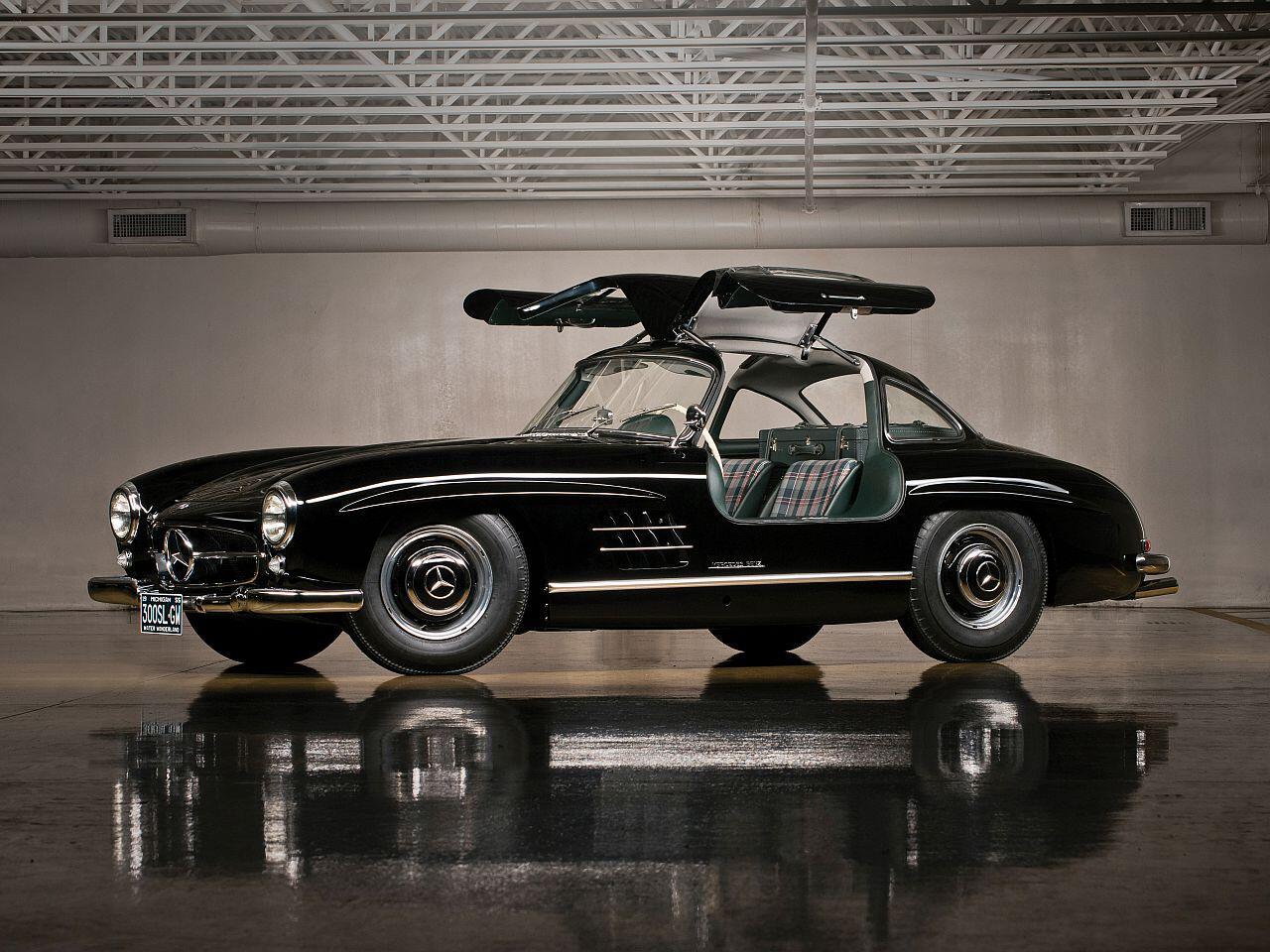 Bild zu 1954 Mercedes-Benz 300 SL Gullwing