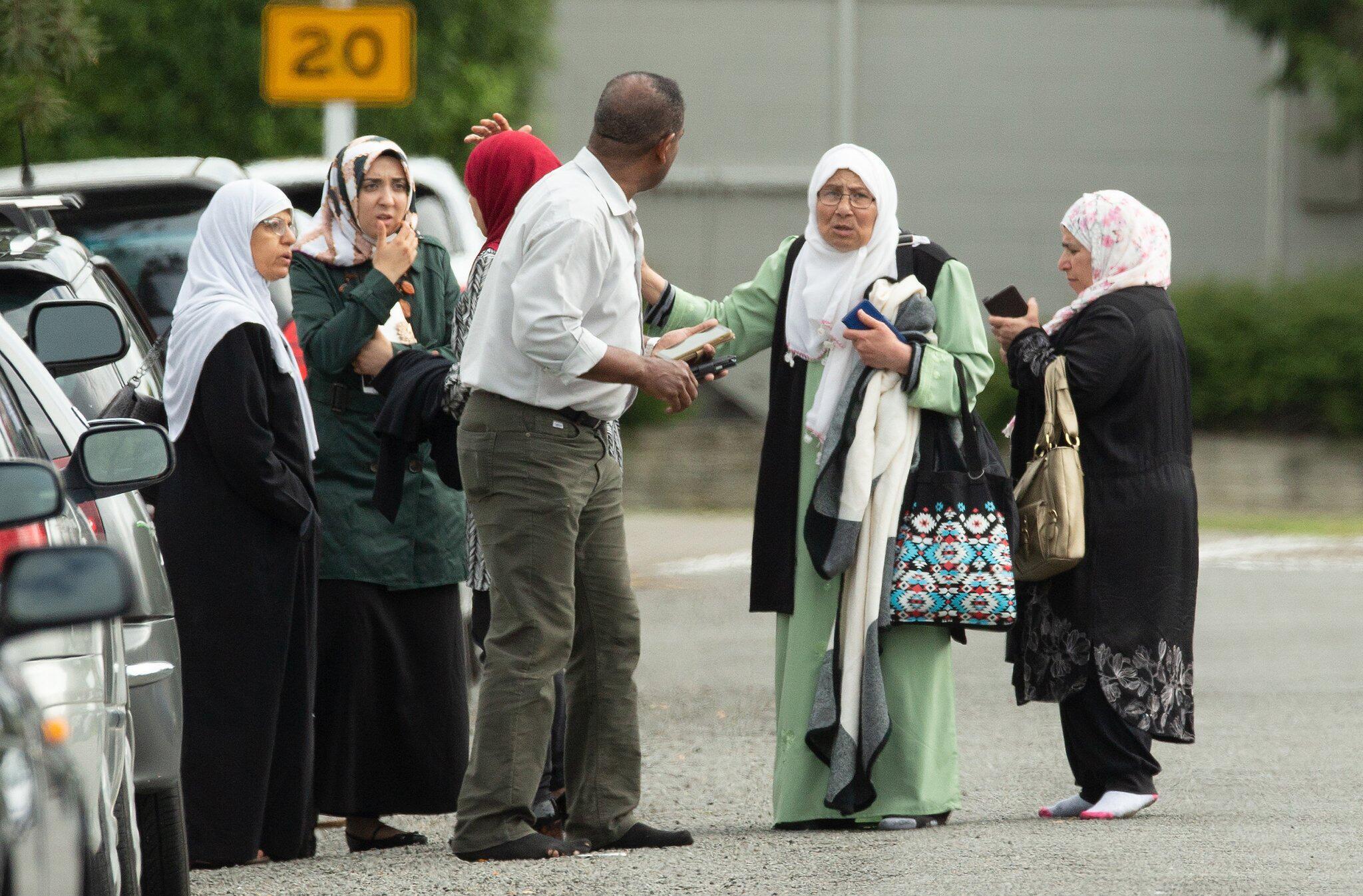 Mehrere Tote Bei Angriff Auf Moscheen In Neuseeland