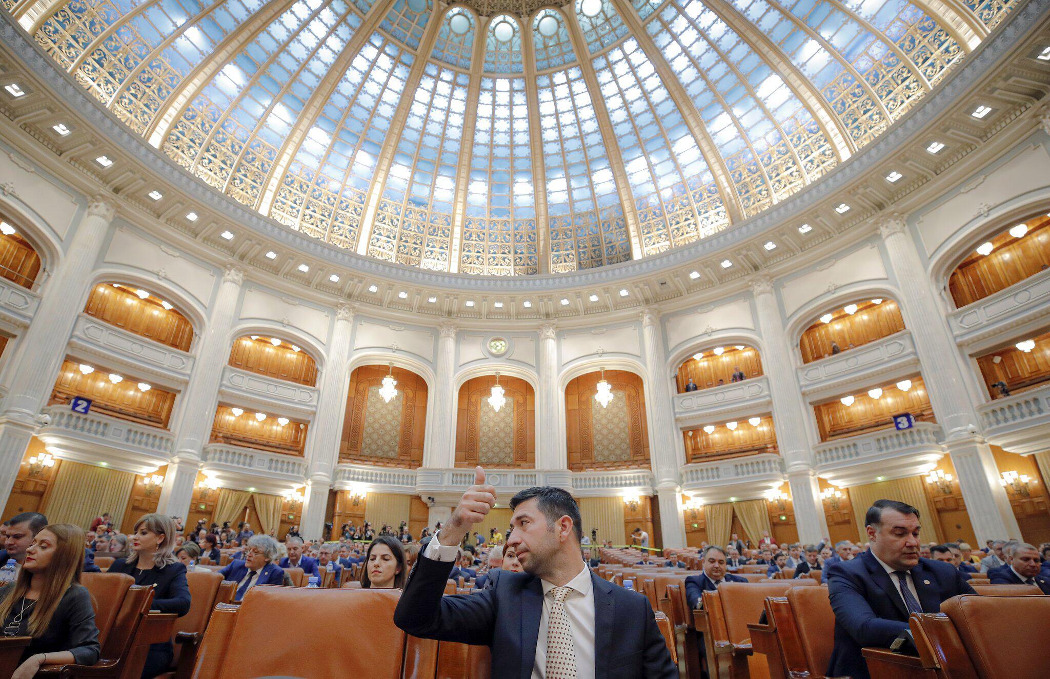 Bild zu Misstrauensantrag gegen Rumäniens Regierung