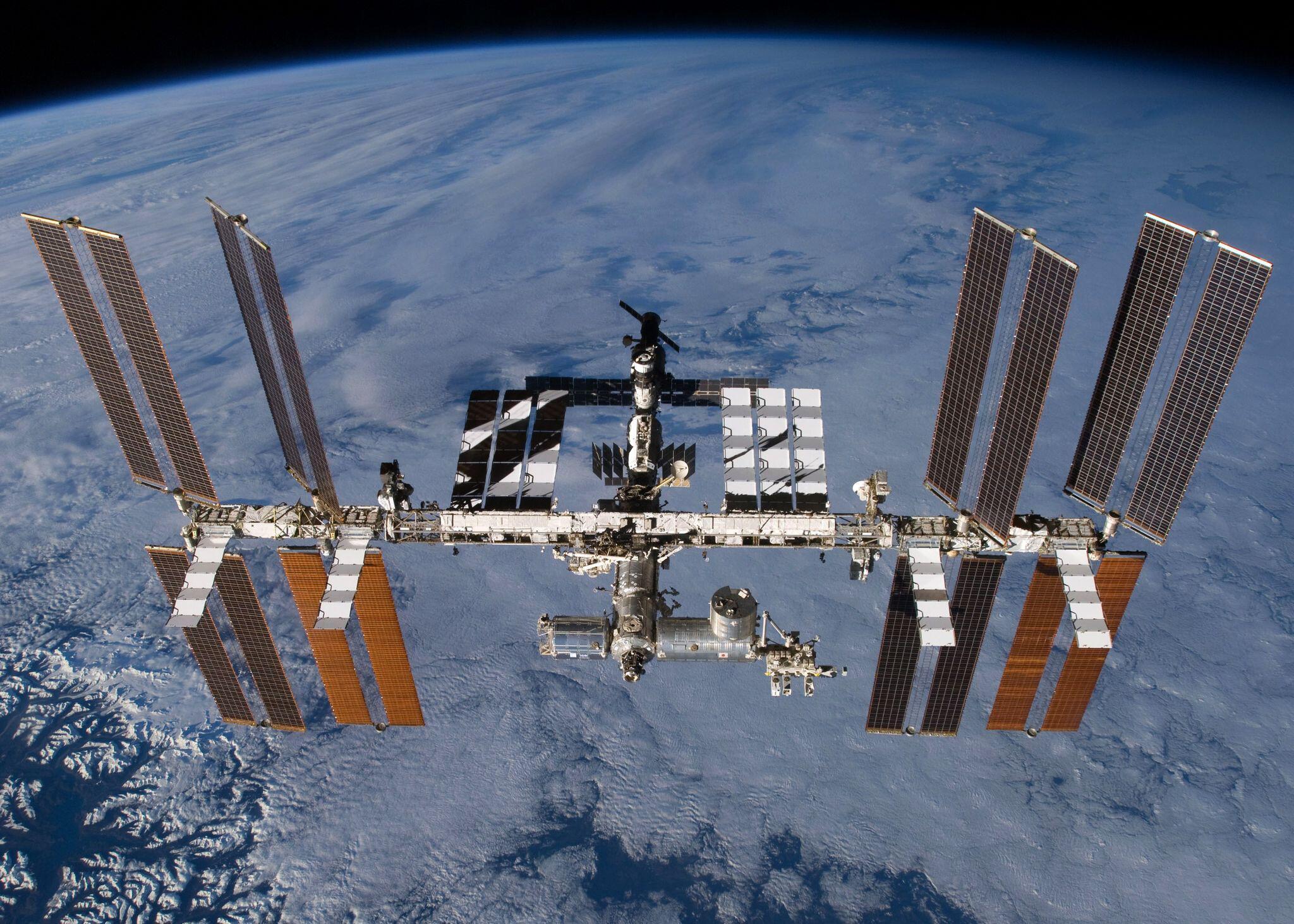 Bild zu ISS