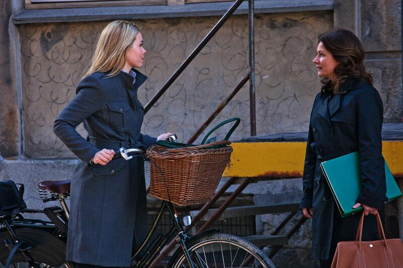 """""""Borgen"""" startet Anfang Oktober in seine dritte Staffel."""