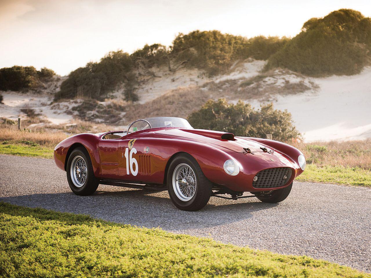 Bild zu 1950 Ferrari 275S 340 America Barchetta by Scaglietti