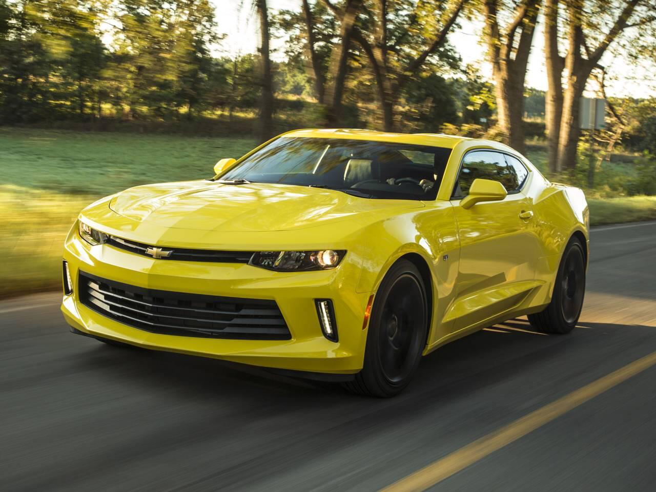 Bild zu Chevrolet Camaro (2018)