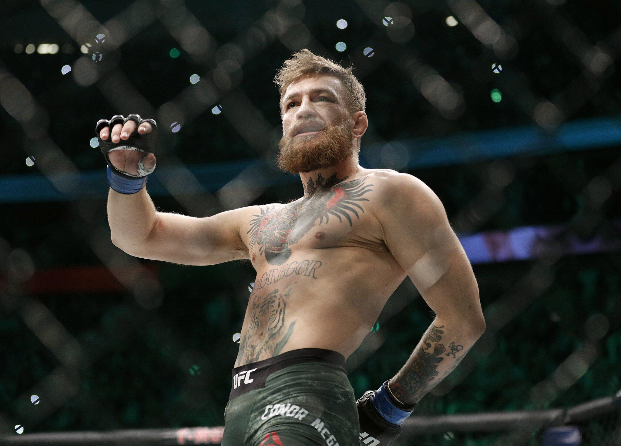 Bild zu UFC - McGregor vor Comeback