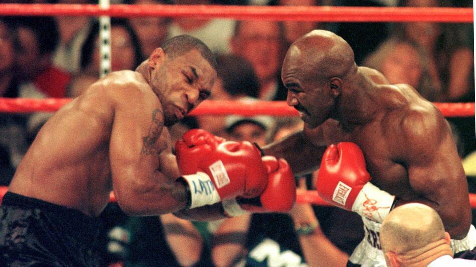 Boxer Holyfield: «Mike muss mich um einen Kampf bitten»