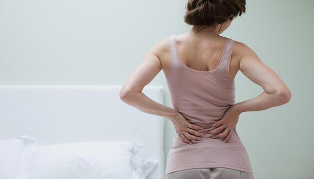 Rücken stärken