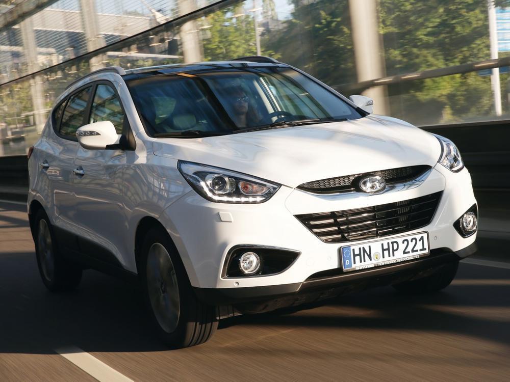 Bild zu Platz 6: Hyundai iX35