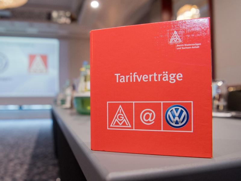 Bild zu Volkswagen Haustarif-Verhandlungen