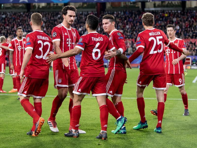 Bild zu Erfolgs-Bayern