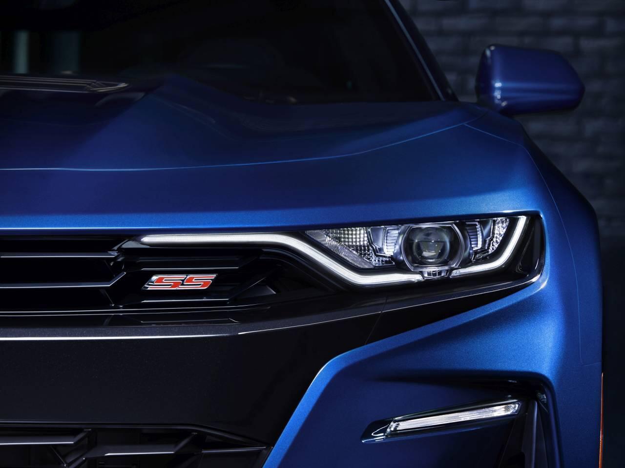Bild zu Chevrolet Camaro SS (2019)