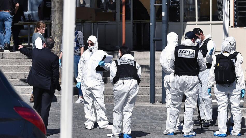 Nach Messerangriff in Südostfrankreich