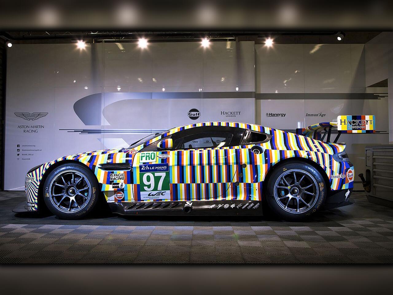 Bild zu Aston Martin Vantage GTE