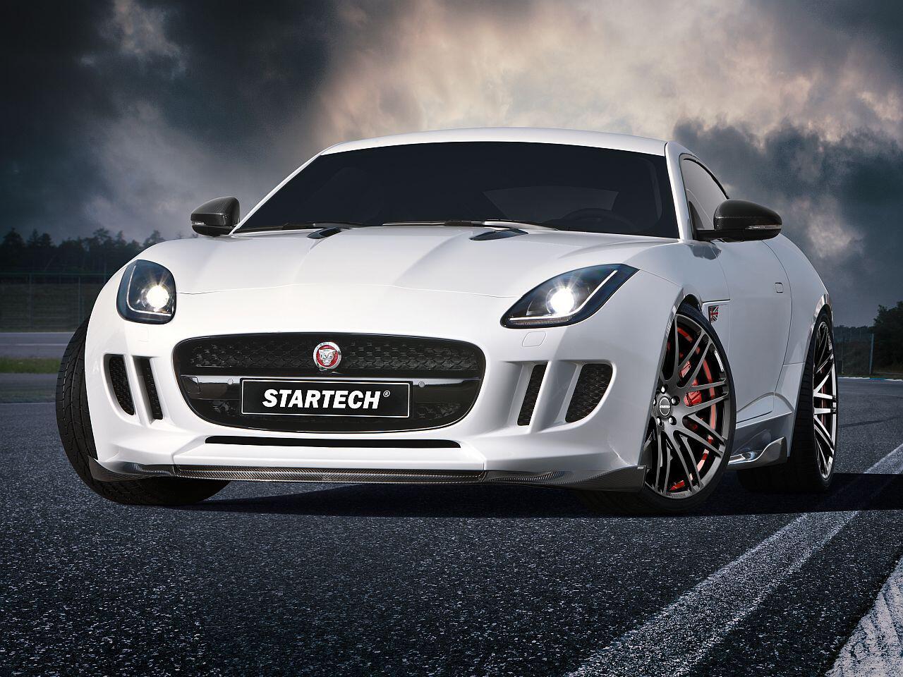 Bild zu Startech Jaguar F-Type
